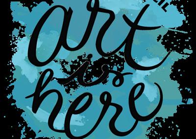 art is here